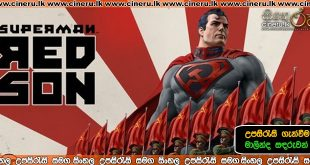Superman Red Son 2020 Sinhala Sub