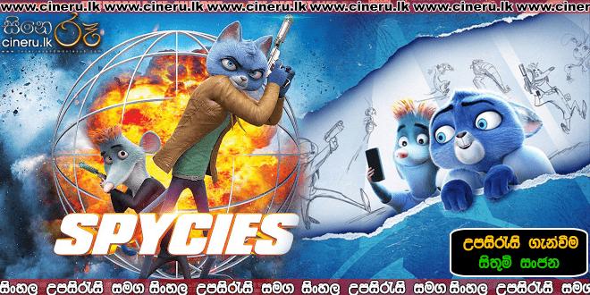 Spycies 2019 Sinhala Subtitles