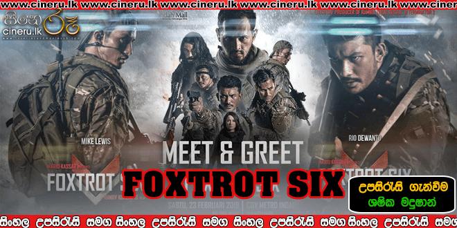 foxtrot six sinhala sub