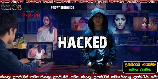 hacked 2020 sinhala sub