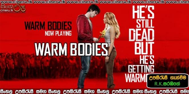 Warm Bodies 2013 Sinhala Sub