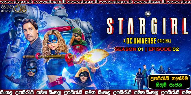 stargirl 2020 e2 sinhala sub
