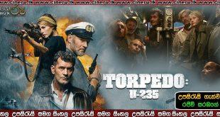 Torpedo U 235 2020 Sinhala Sub