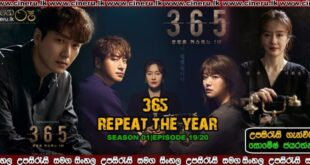 365 Repeat the Year 2020 Sinhala Sub