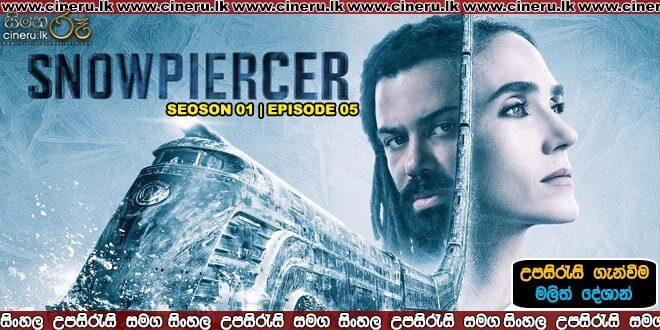 Snowpiercer 2020 E5 Sinhala Sub
