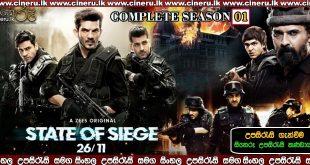 State of Siege 2020 Sinhala Sub