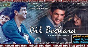 Dil Bechara Sinhala Sub