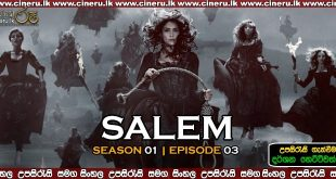 Salem S01E03 Sinhala Sub