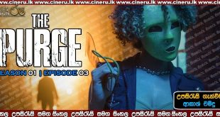 The Purge S01E03 Sinhala Sub