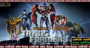 Transformers Prime S1-E02 (2010) Sinhala Sub