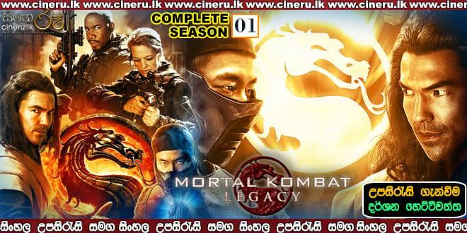 Mortal Combat Legacy 2013 Sinhala Sub