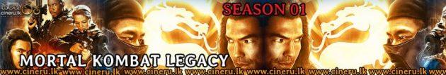 Mortal Combat Legacy Season 01 Sinhala Sub