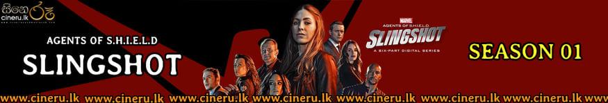 Agents of S.H.I.E.L.D Slingshot 2016 Complete Season 01 Sinhala Sub
