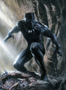 BLACK PANTHER picture