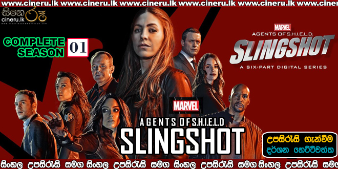 Agents of SHIELD: Slingshot 2016 Sinhala Sub