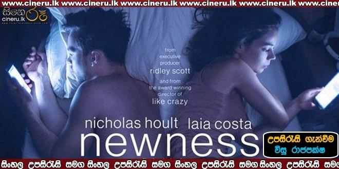 Newness 2017 Sinhala Sub
