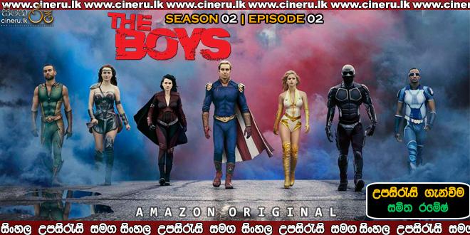 The Boys 2020 S02E02 Sinhala Sub