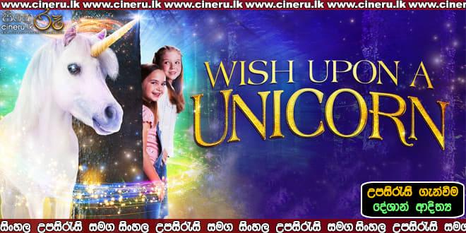 Wish Upon A Unicorn Sinhala Sub
