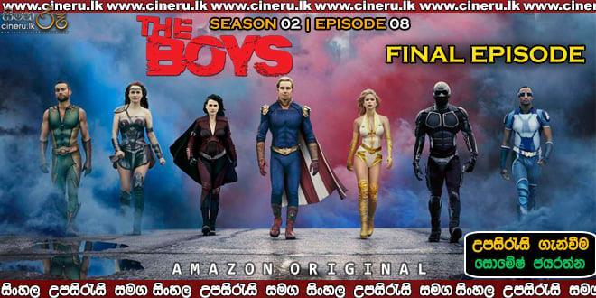 The Boys (2020) S02E08 Sinhala Sub