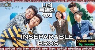 Inseparable Bros (2019) Sinhala Sub