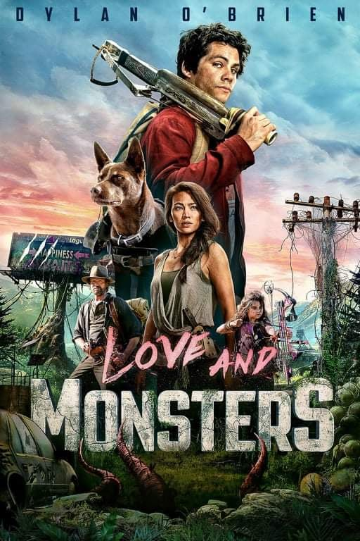 Love and Monsters Sinhala Sub