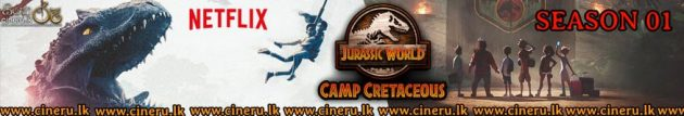 Jurassic World Camp Cretaceous 2020 Sinhala Sub