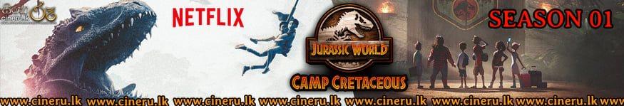 Jurassic World Camp Cretaceous 2020 Sinhala Sub