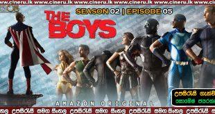 The Boys 2020 S02 E05 Sinhala Sub