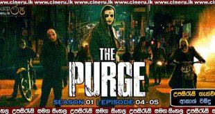 The Purge S01 sinhala sub