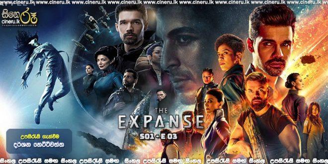 The Expanse Season 01 (2015) Sinhala Subtitles