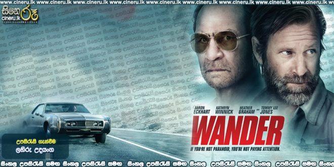 Wander (2020) Sinhala Subtitles