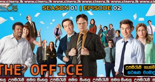 The Office (2005) S01 E02 Sinhala Subtitles