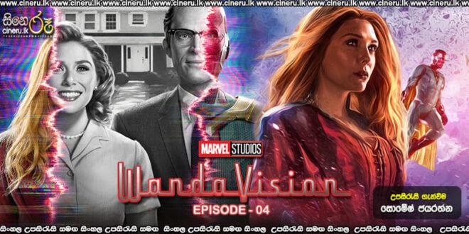 WandaVision (2021) E04 Sinhala Subtitles