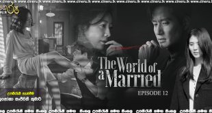 The World of the Married (2020) E12 Sinhala Subtitles