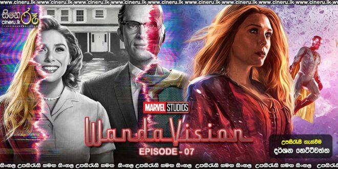 WandaVision (2021) E07 Sinhala Sub