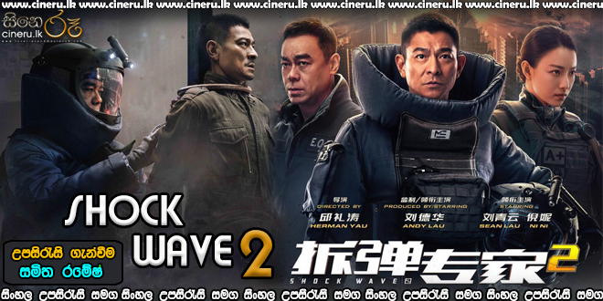 Shock Wave 2 2020 Sinhala Sub