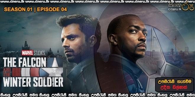 Falcon and the Winter Soldier (2021) E04 Sinhala Sub