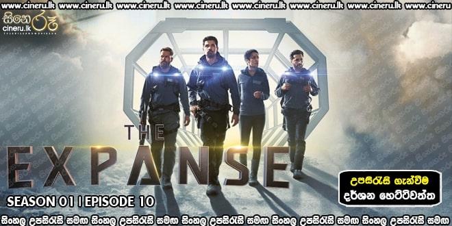 The Expanse (2015) S01 E10 (END) Sinhala Sub