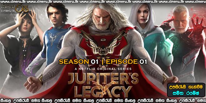 Jupiter's Legacy (2021) E01 Sinhala Subtitles
