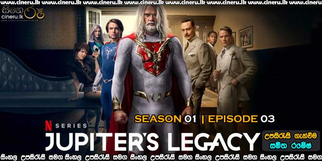 Jupiter's Legacy (2021) E03 Sinhala Sub