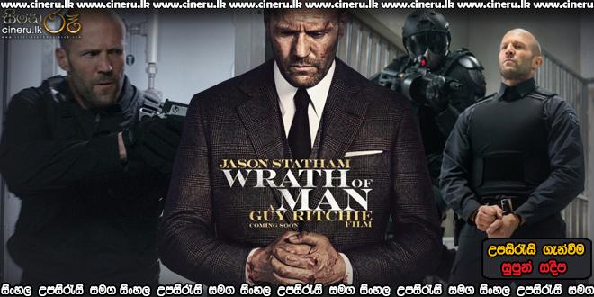 Wrath of Man (2021) Sinhala Subtitles