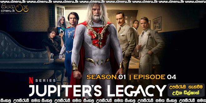 Jupiter's Legacy (2021) E04 Sinhala Subtitles