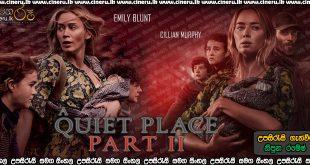 A Quiet Place Part II 2021 Sinhala Sub