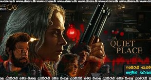 A Quiet Place (2018) Sinhala Sub