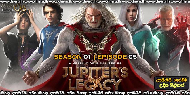 Jupiter's Legacy (2021) E05 Sinhala Subtitles