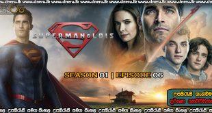 Superman And Lois 2021 S01E06 Sinhala Sub