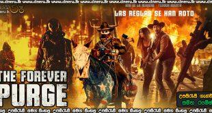 The Forever Purge (2021) Sinhala Sub
