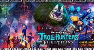Trollhunters Rise of the Titans 2021 Sinhala Sub