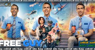 Free Guy Sinhala Sub